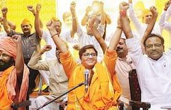 Sadhvi pragya Thakur would follow yogi mantra during ban in election campaign