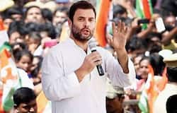 merely Rahul Gandhi not but entire congress party fighting in amethi seat