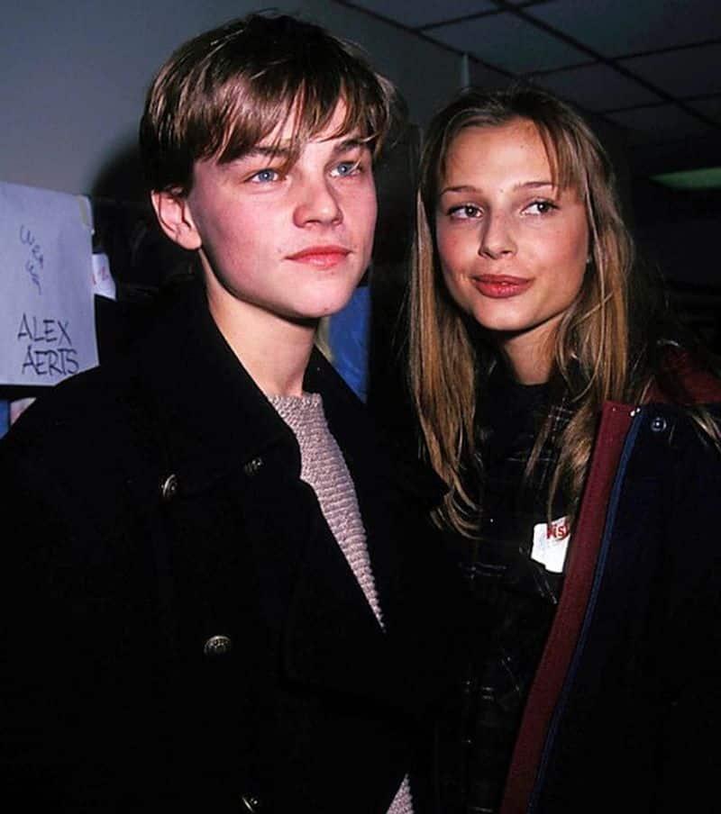 12.ब्रिगेड हॉल (Bridget Hall): ब्रिगेड लियानार्डो की पहली गर्लफ्रेंड थी। साल 1994 में इन दोनों ने एक दूसरे को डेट करना शुरू किया था।