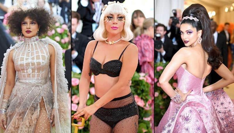 The Met Gala hosted the most stylish celebrities again this year, including Bollywood stars Priyanka Chopra and Deepika Padukone.