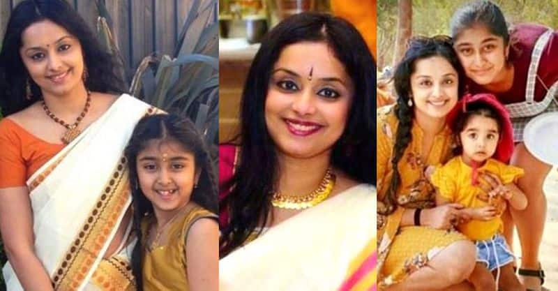 Deepa has hosted several programmes on Asianet TV.