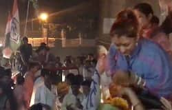 Sindhia wife road show