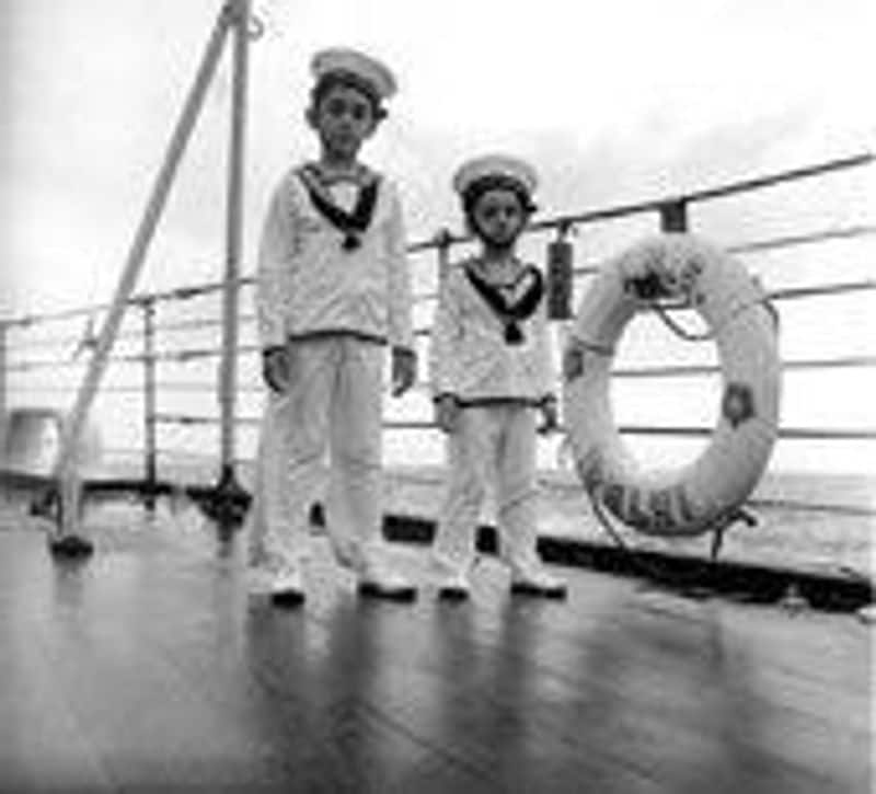 The Tradition of using Navy warships started during Nehru period in 1950