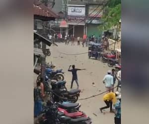 1 dead and 15 injured in communal clash Hailakandi town of Assam