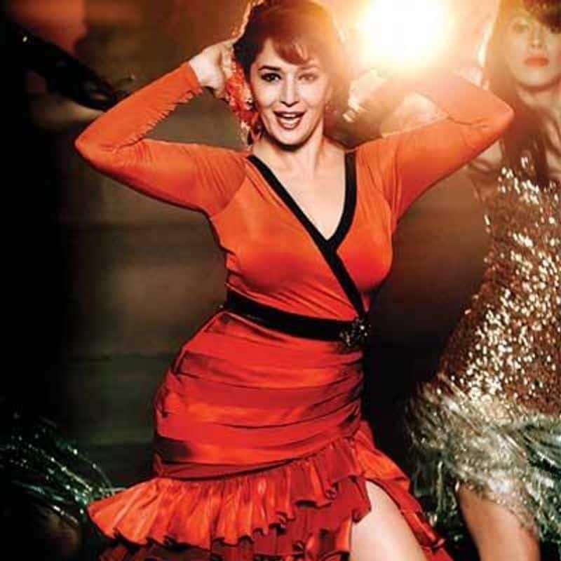 Madhuri Dixit Nene: The 'dhak dhak' of the nation, after her comeback to the industry, has retained her charming beauty.
