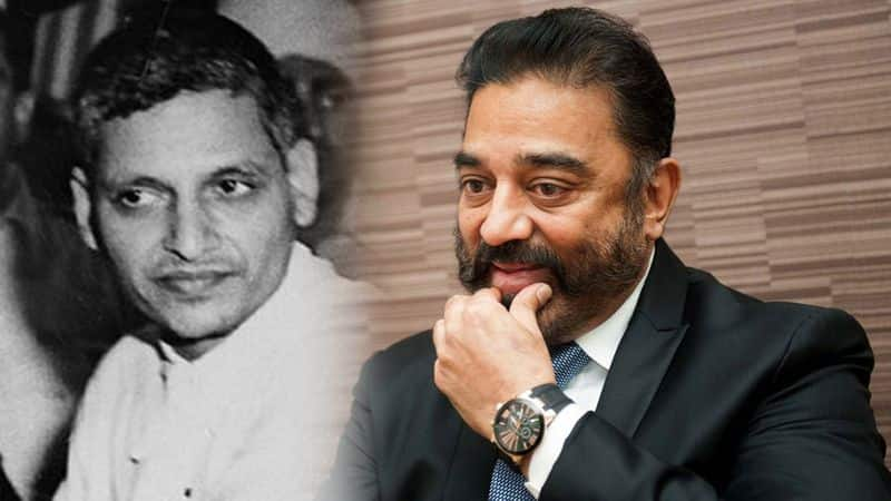 """On Nathuram Godse: Speaking in an election rally, the actor turned politician said, """"I am not saying this because many Muslims are here. I'm saying this in front of Gandhi's statue. The first terrorist post-India's independence is a Hindu. His name is Nathuram Godse."""" This created a huge row now."""