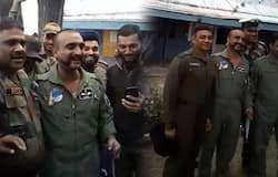 After joined duty abhinandan first video viral
