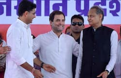 Gehlot government hidding case due to election but Rahul Gandhi told will get justice