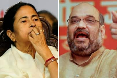 Mamta want to establish her as leader opposition in central