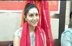 Sapna Chaudhary visited Baba Viswanath's Darshan, seek blessing for PM modi full majority
