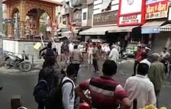 Clashes between two group in rohtak, two people injured