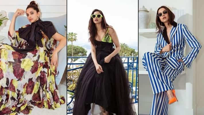Cannes 2019 Deepika Padukone's 4 looks at French Riviera will fill you with envy