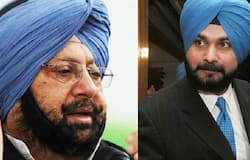 Will navjot singh sidhu put his resignation after general election result declaration from caption cabinet