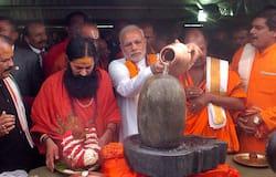 PM Modi and shiva