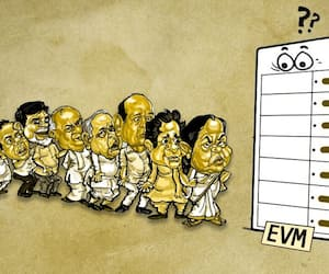 Opposition's 4 big hoaxes on EVM Hacking exposed