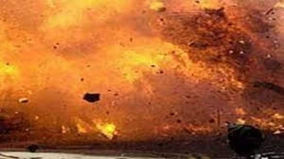 Bomb blast reported from outside house of panchayat president Rajouri Jammu and Kashmir ckm