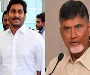tdp chief chandrababu naidu meets farmer family in amaravathi, who died from heart attack