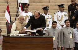 Narendra modi oath