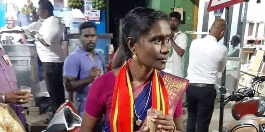 Naam tamilar kaliyamma getting above 10000 votes