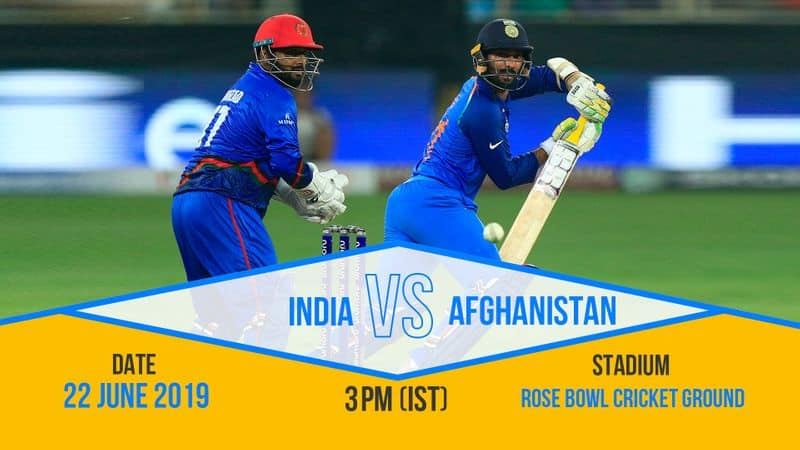 Afghanistan have come leaps and bounds in world cricket. They can't be taken lightly. They are sure to pose a tough test to India.