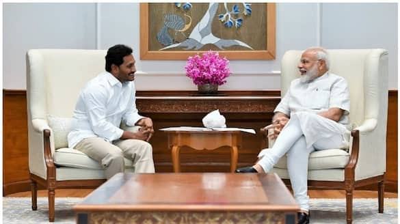 pm narendra modi make phone call to ap cm ys jagan over gulab cyclone alert