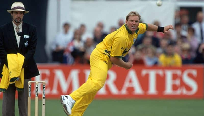 1999 World Cup: Shane Warne (Australia) — 20 wickets (10 matches). Allott and Warne were joint highest wicket-takers