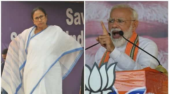 Mamata clean bowled her entire team asked to leave field Modi pod
