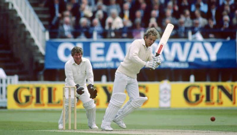 1983 World Cup: David Gower (England) — 384 runs (7 matches)