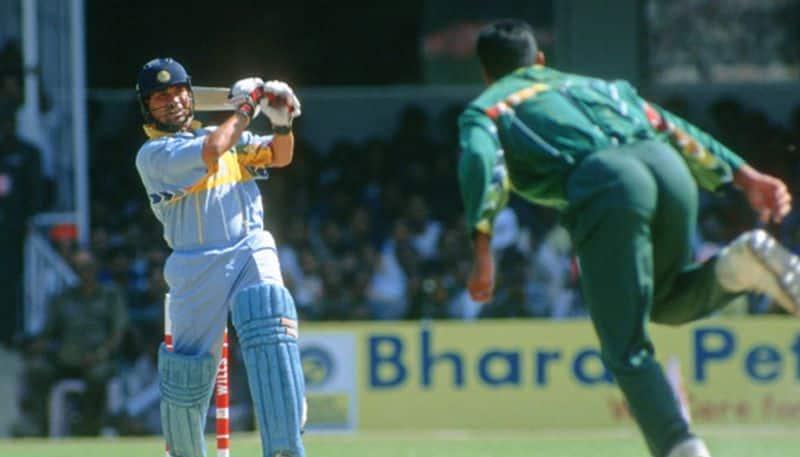 1996 World Cup: Sachin Tendulkar (India) — 523 runs (7 matches)