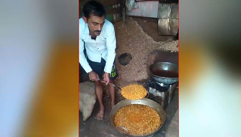 About 20,000 ladoos will be distributed to people