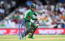 Mushfiqur Rahim was another batsman who played a big part in Bangladesh's win. He contributed 78 runs and had a century stand with Shakib
