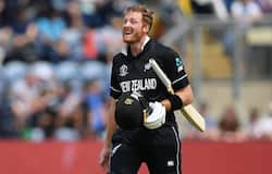 New Zealand opener Martin Guptill remained unbeaten on 73 as the Kiwis knocked off the target of 137 runs against Sri Lanka to win by 10 wickets
