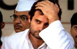 Rahul Gandhi order even become trouble for him after defeating in an election