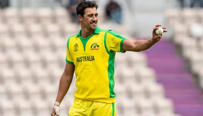 8. Mitchell Starc (Australia) – 27 wickets at 18.59
