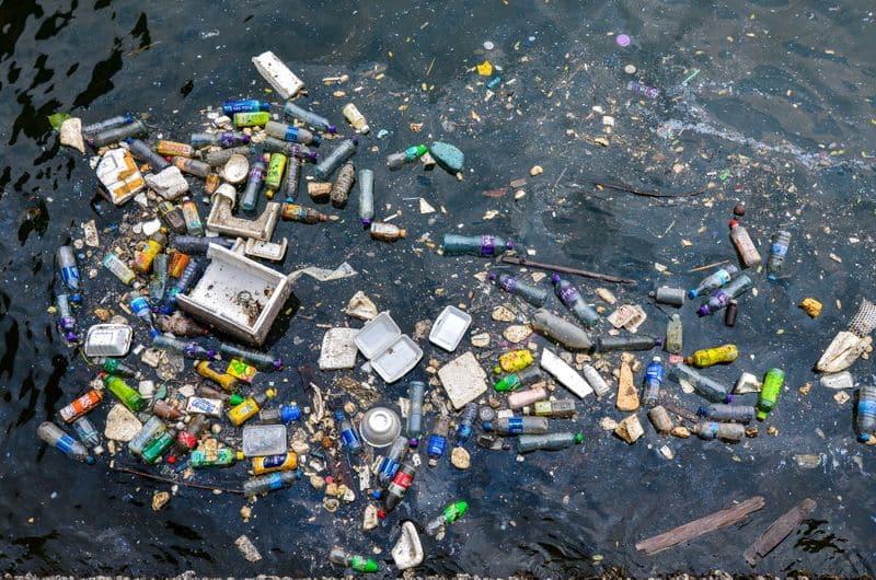 प्रशांत महासागर (Pacific Ocean)- यहाँ सबसे ज़्यादा प्रदूषण होने का कारण है समुद्री लहरों से लाया हुआ मलबा जो आस पास के समुद्रों से बहता हुआ प्रशांत महासागर में जमा हो जाता है। यहाँ के प्रदूषण में सबसे ज़्यादा प्लास्टिक और केमिकल वेस्ट होता है। यहां पर जहाजों से निकला हुआ तेल और कई अन्य प्रकार का कूड़ा भारी मात्रा में पाया जाता है।