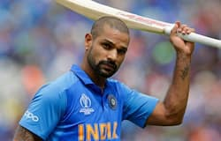 2. Shikhar's love affair with ICC tournaments continued with another century. His ton was crucial for India's mammoth total. He won the Man-of-the-match award for his 117