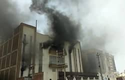 fire caught in Factory in Kundli, fire brigade could control after 20 hours