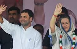 Is Gandhi family finalized interim party president, ak antony is front runner