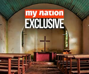 Church allegedly desecrates temple of indigenous religion in Meghalaya