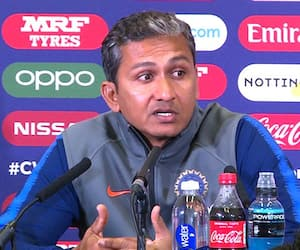 Sanjay Bangar explains what is important for coach-player relationship