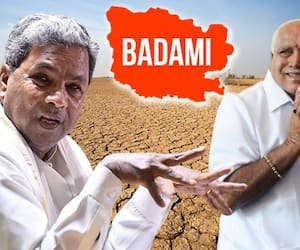 Peeved Siddaramaiah refuses to meet his people in drought-hit Badami