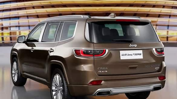 Jeep Compass-based H6 may get Commander
