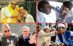 Father-son duo in Indian politics