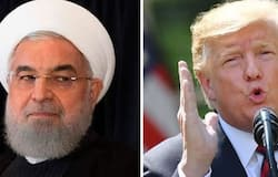 American president signed on new order to impose new ban on Iran