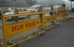 Delhi police capture robber During in police encounter