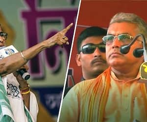 Mamata banerjees picture was distorted intentionally, claims BJP