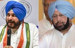 Rahul Gandhi not met to Captain amarinder singh, is leadership saving Sidhu