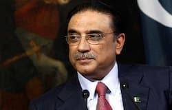 Former president zardari arrest in Pakistan in money laundering case