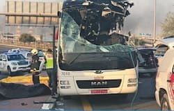 Dubai Bus Accident