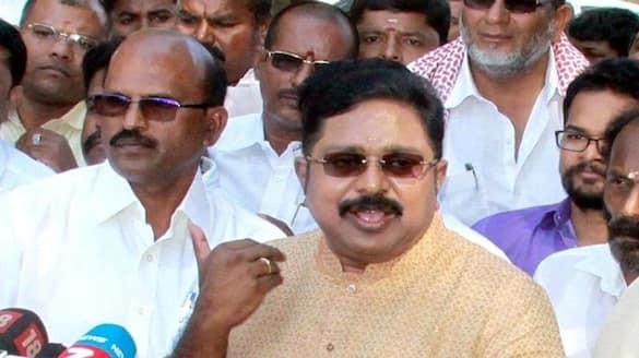 There is no political life if you are in this party anymore.. ttv dhinakaran shock